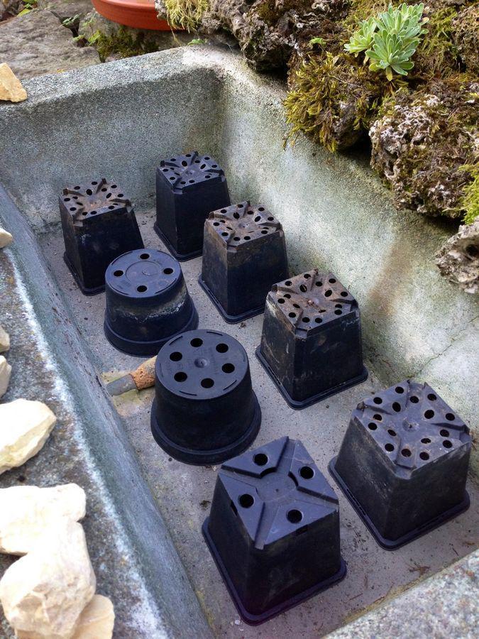 Blumentöpfe Mit Wasserspeicher Und Was Ihre Vorteile Sind - 2014 ... Blumentopfe Mit Wasserspeicher